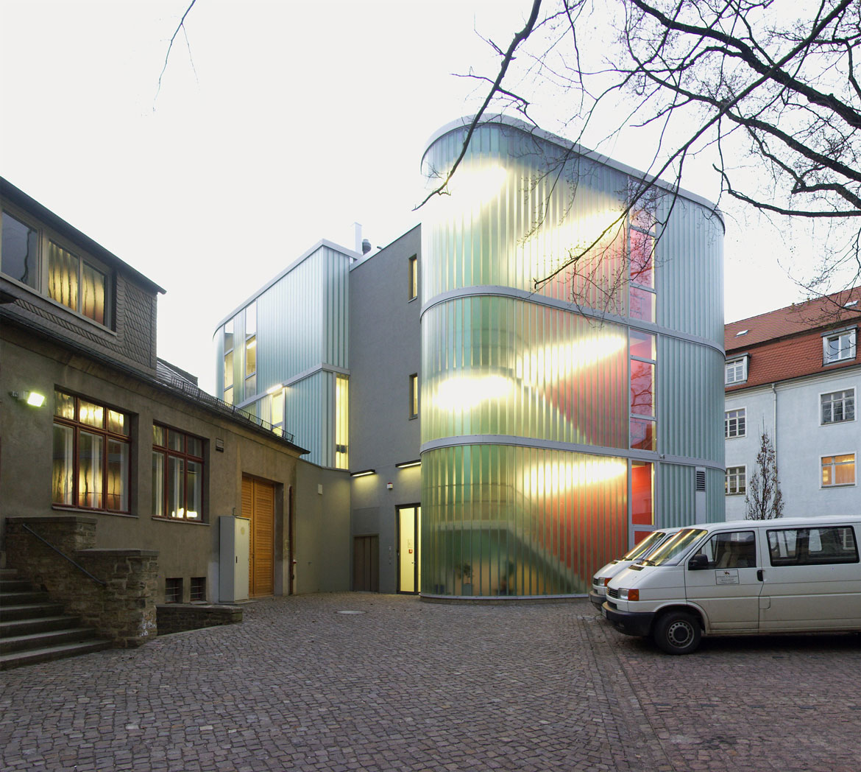 Triftstraße Halle